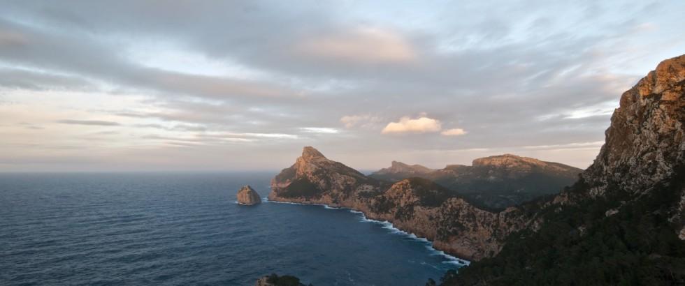 Sundown at Cap Formentor I