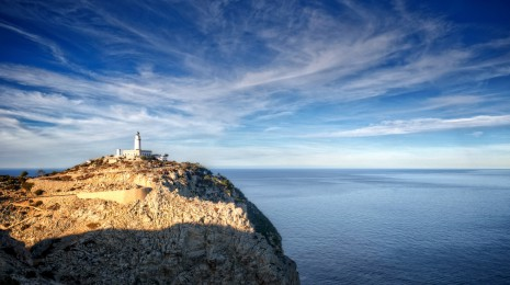 View on Cap Formentor